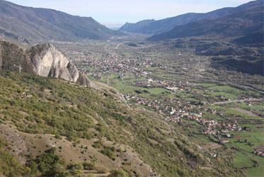 SENTIERO DEGLI ORRIDI Chianocco e Foresto, Val di Susa