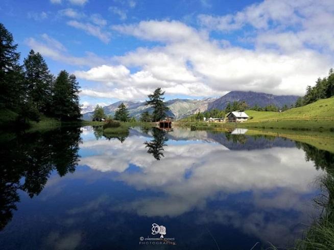 Lago Laume - Valle di Susa - IG Alessio Coci