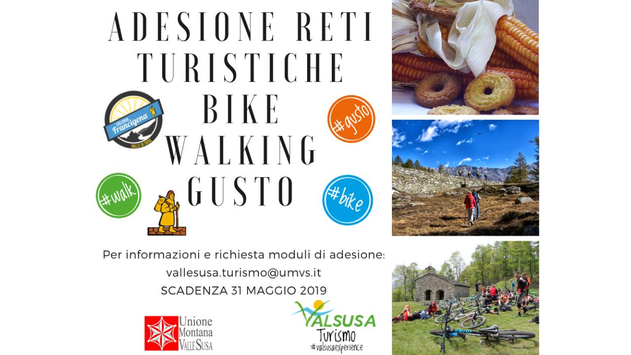 Aderisci alla rete operatori di Val di Susa Turismo – #valsusaexperience