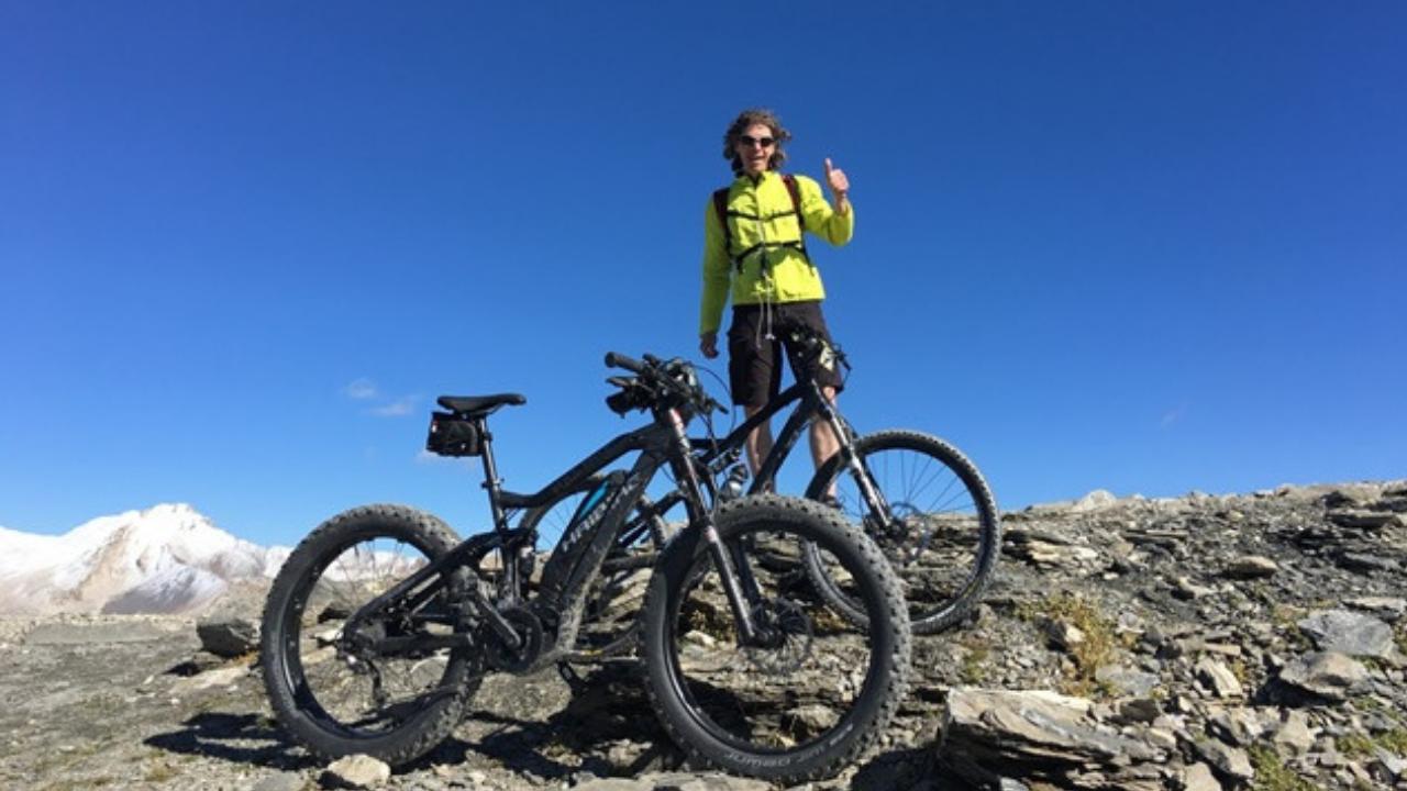 Proposte di Mtbfat – Tires Itinerari Bike ad Altaquota | Agosto 2019