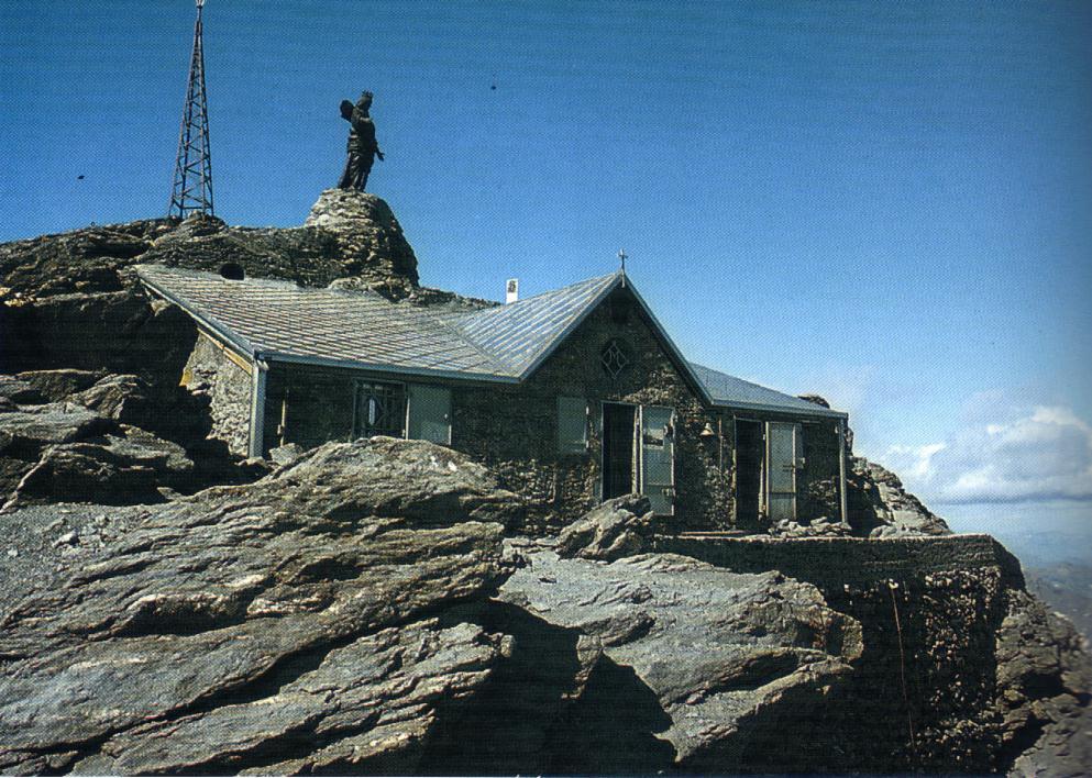 Il Monte Rocciamelone, escursione il 22 settembre con Duma C'Anduma