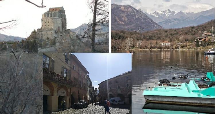 Come raggiungere Avigliana, il laghi e la Sacra di San Michele