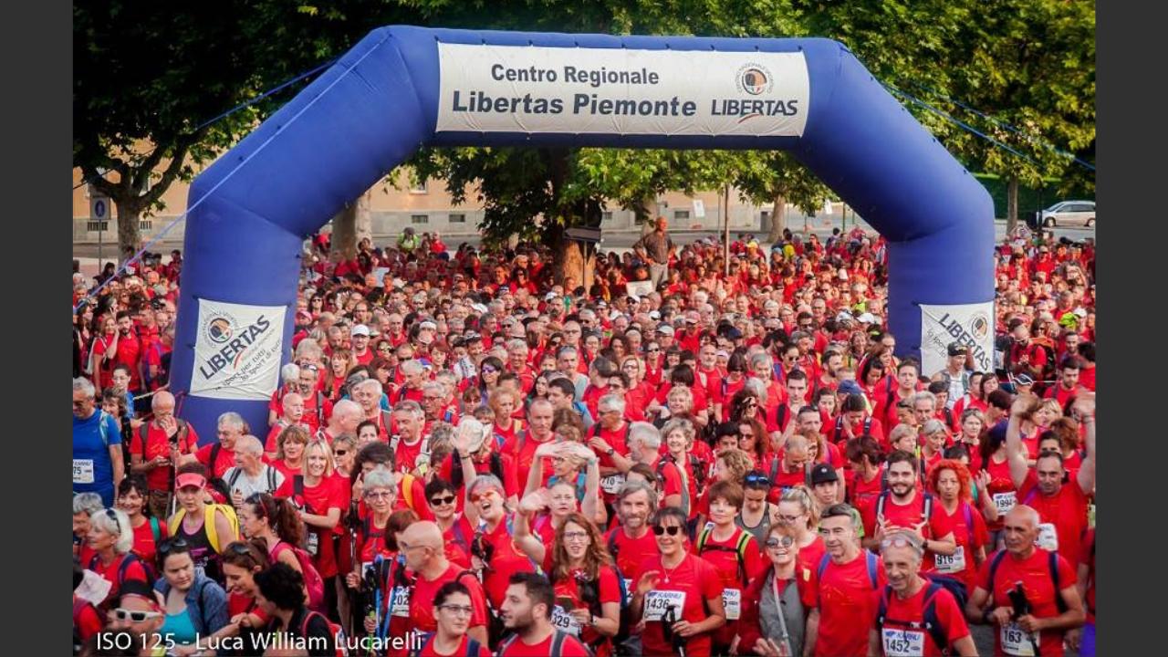 23 giugno: 2°edizione Francigena ValdiSusa Marathon