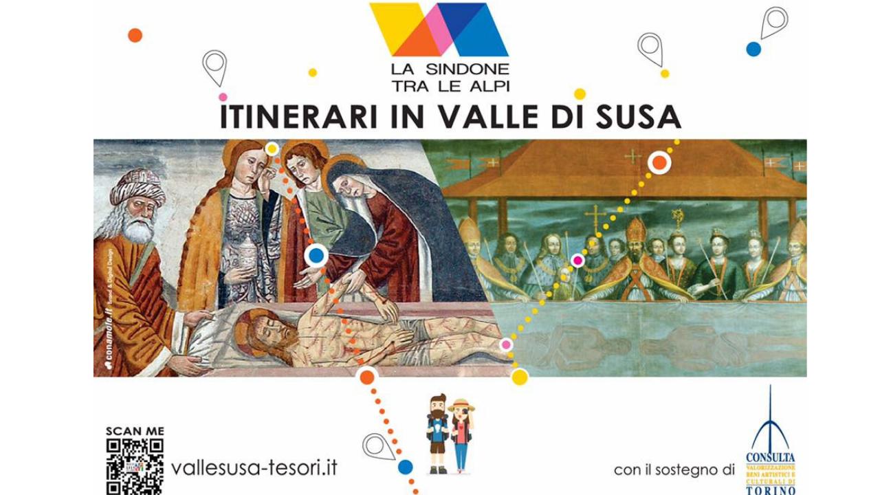 I percorsi Sindonici in Val di Susa – 7 idee e esperienze di viaggio