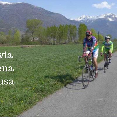La ciclovia francigena in Val Susa – dai progetti ai fatti