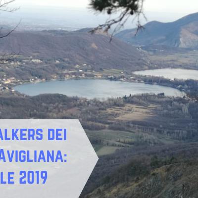 Il raduno walkers dei Laghi di Avigliana vi aspetta il 14 aprile