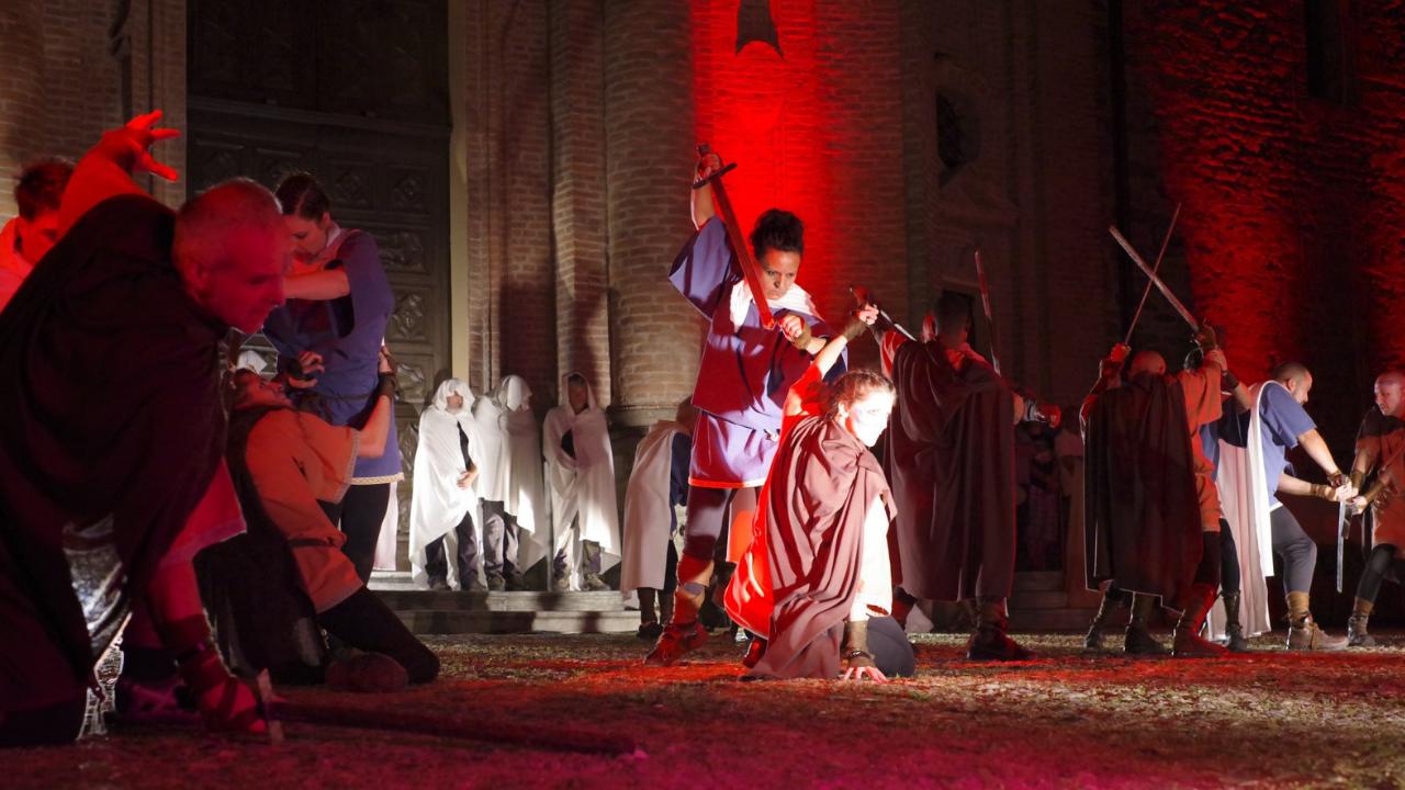 Voci Antiche 2019 – La battaglia delle Chiuse di Sant'Ambrogio