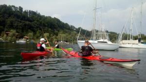X Avventura Team_Corso Base Kayak Escursionistico ad Avigliana Val Susa