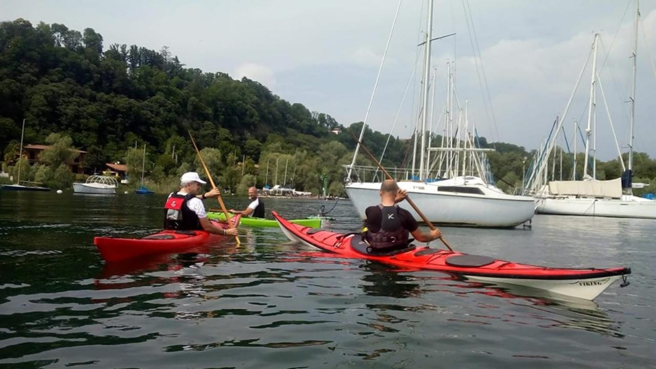 Corso Base Kayak Escursionistico ad Avigliana  – Val Susa