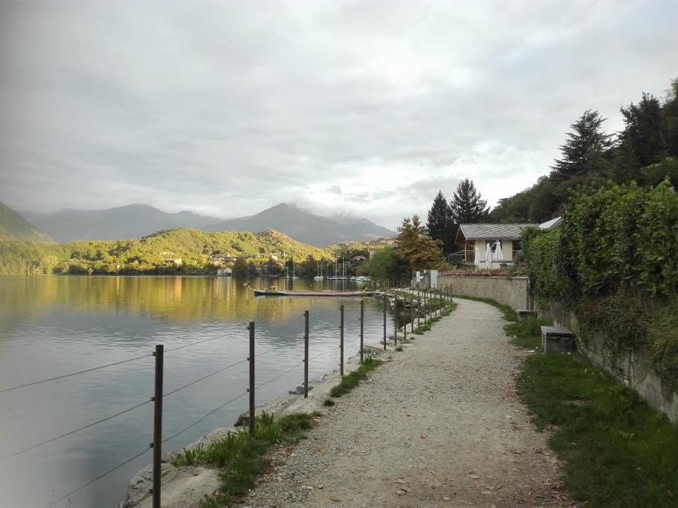 Meditazione camminata a settembre e ottobre ad Avigliana