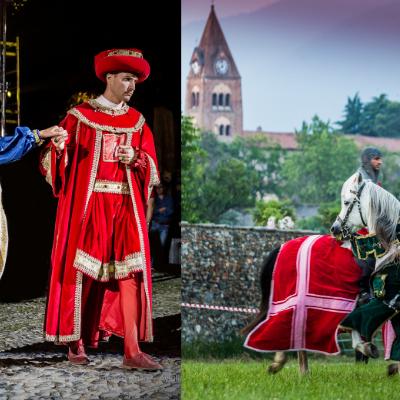 Avigliana e il palio dei borghi | Storia, folclore e eventi 2019