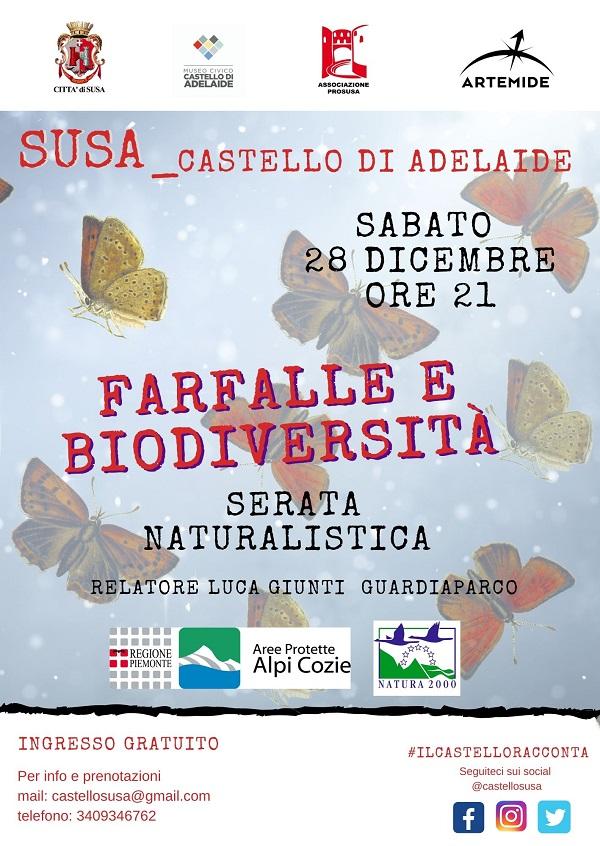 castello-racconta-Farfalle e biodiversità in Valle di Susa -Luca Giunti