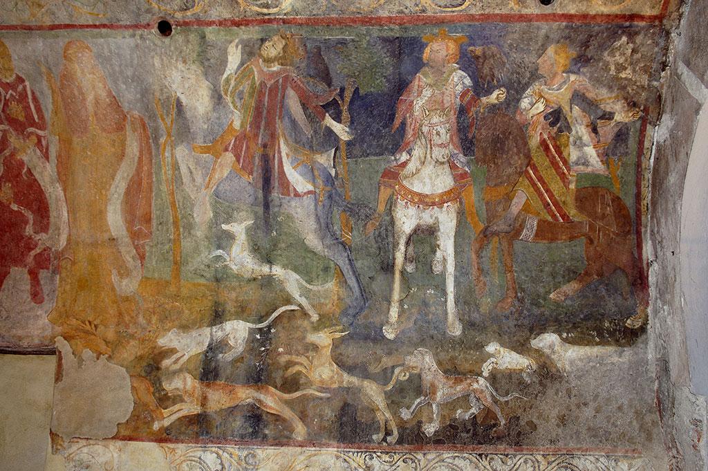 Capella di San Lorenzo San Giorio di Susa
