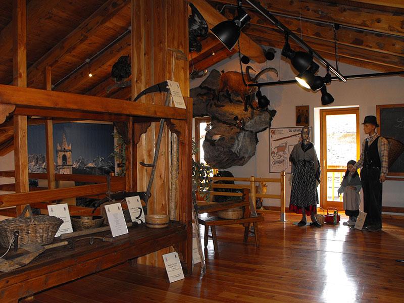Ecomuseo delle Terre al Confine Moncenisio