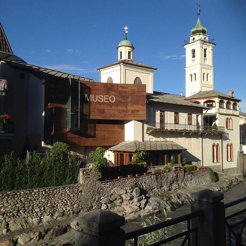 Museo Diocesano di Arte Sacra a Susa