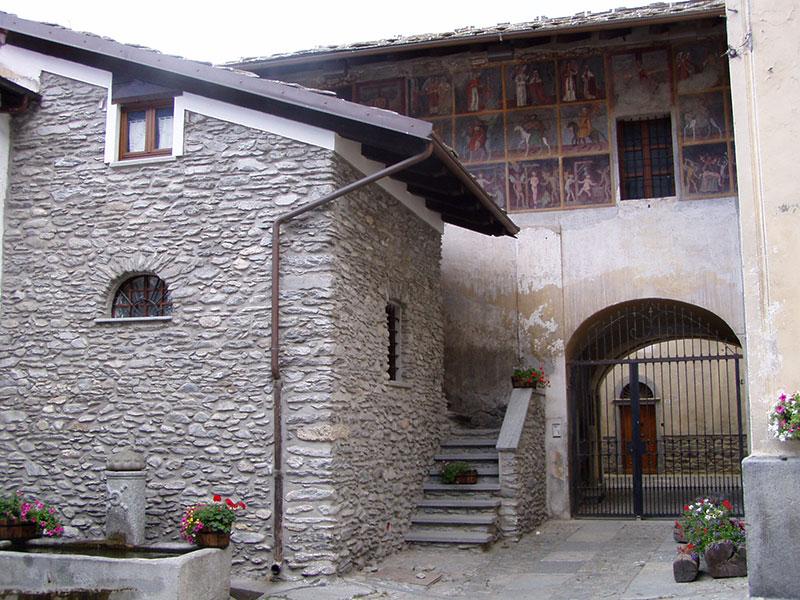 Museo di arte religiosa alpina Novalesa