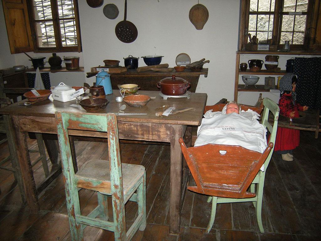 Museo etnografico di vita montana in Val Cenischia Novalesa