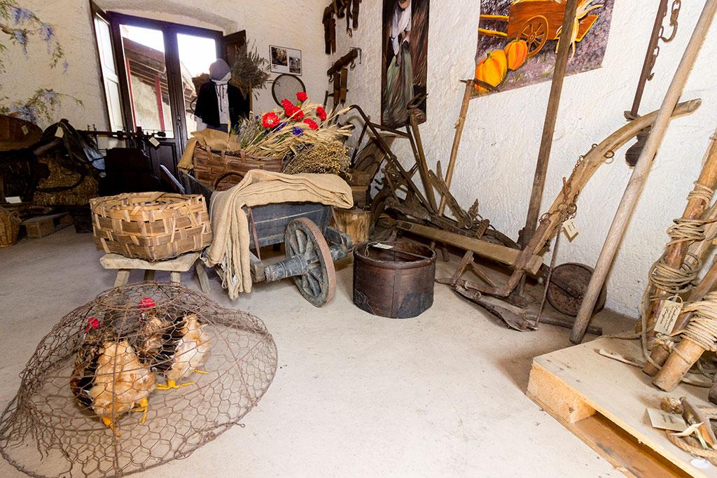 Museo etnografico ex latteria Chiusa San Michele