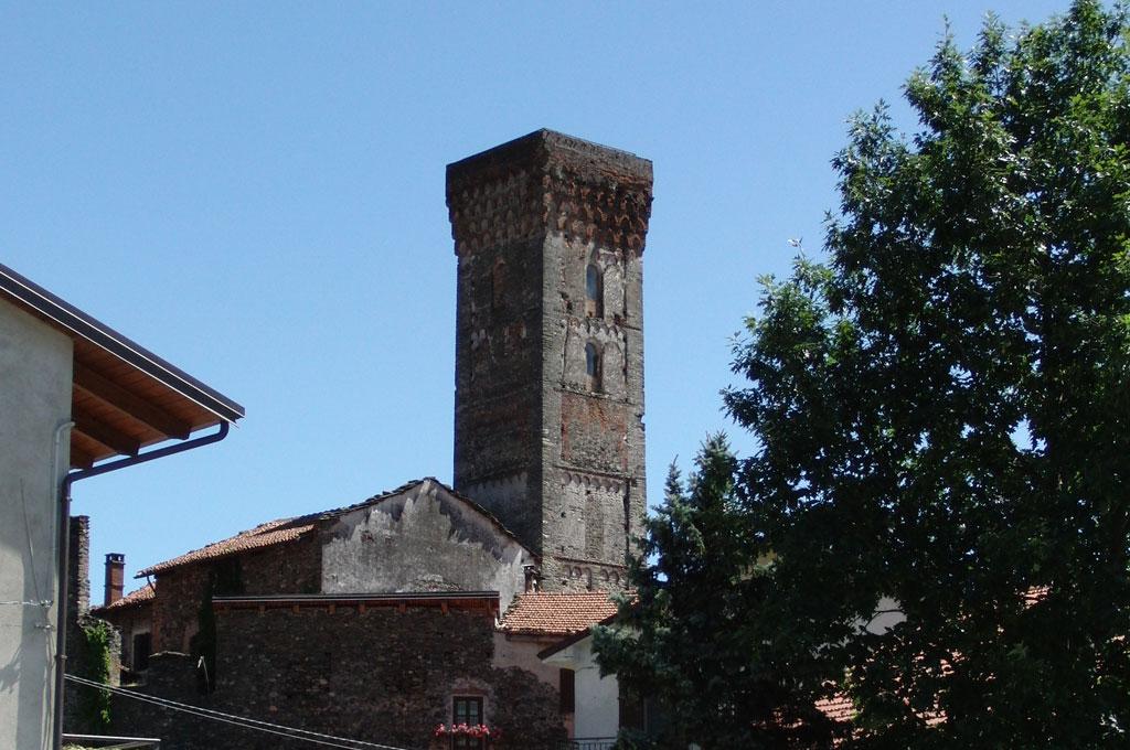 Torre e Ricetto di San Mauro