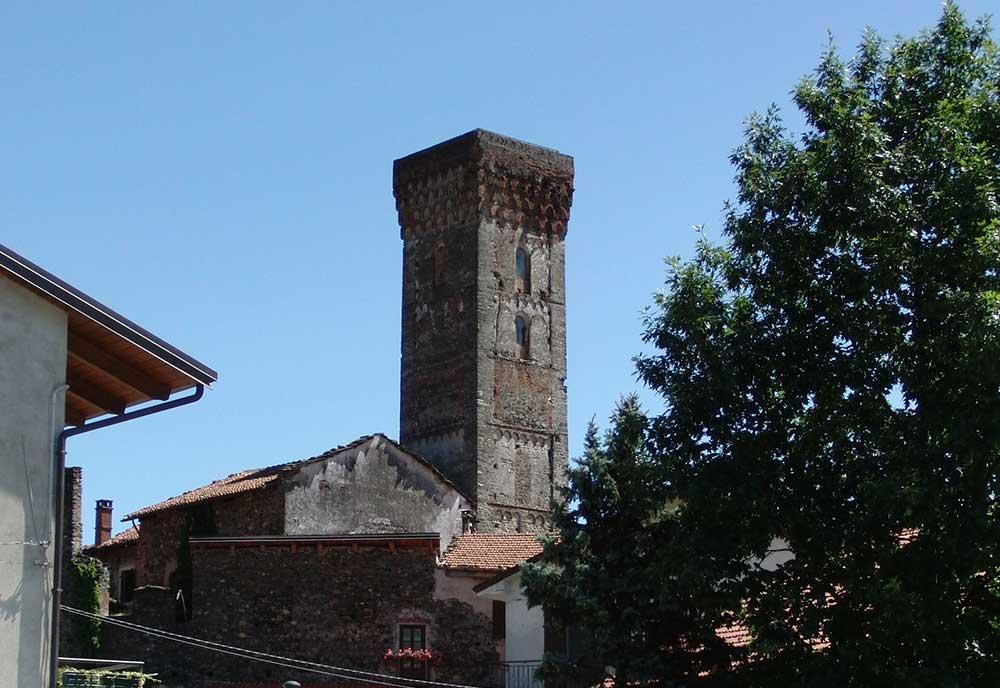 Torre del Ricetto di San Mauro - Almese