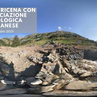 Archeo-apericena con l'Associazione Archeologica Aviglianese