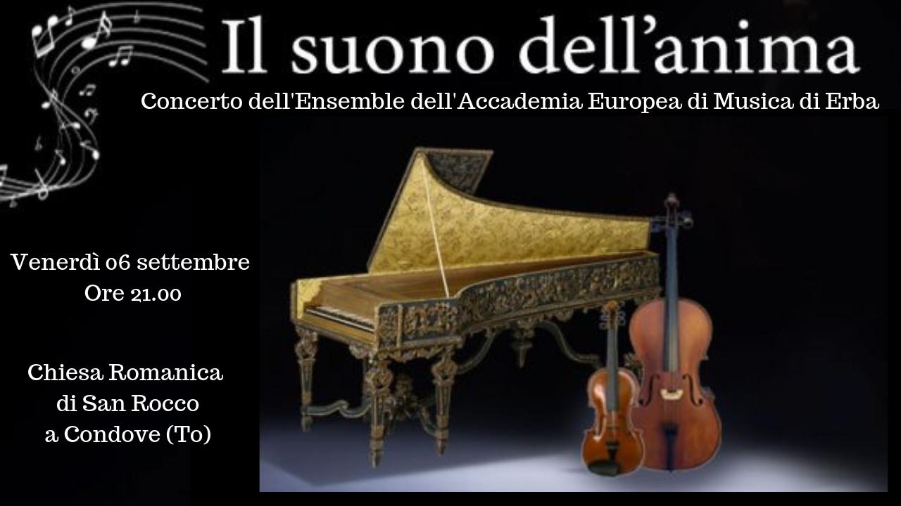 L'Accademia Europea di Musica di Erba in concerto nella chiesa romanica di San Rocco