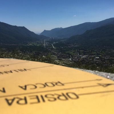 Donna4skyrace Trail Autogestito Piemonte: Val di Susa – Foresto