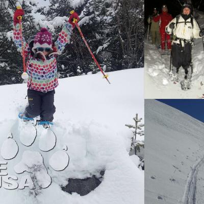 Escursioni di Dicembre sulla neve con le Guide Alpine ValSusa