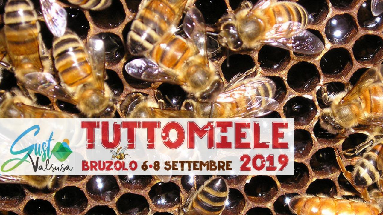 Eventi Gusto Val Susa 2019: Tuttomiele a Bruzolo