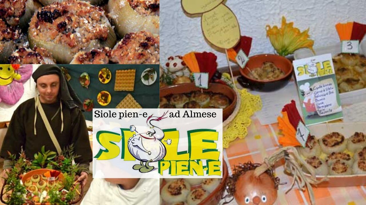 Gusto Val Susa: Ottobre ad Almese è la festa con le cipolle ripiene