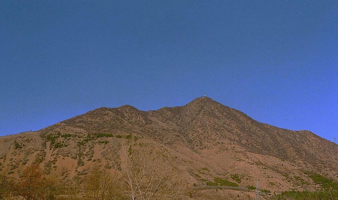 Monte Musinè e la Pista Tagliafuoco