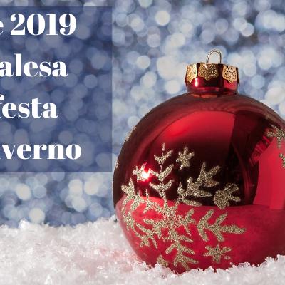 Natale a Novalesa e la festa dell'inverno