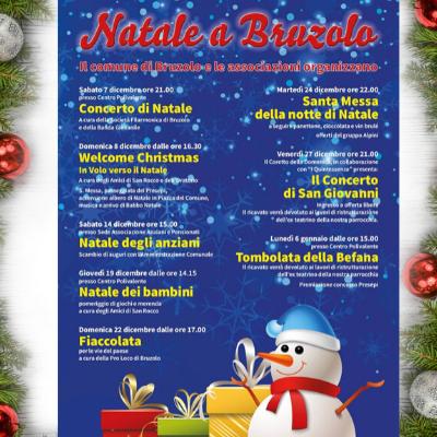 Natale ad Bruzolo – Gli eventi 2019
