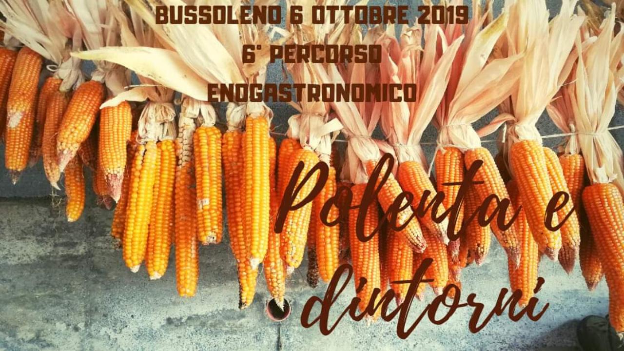 Gusto Val Susa: Polenta e dintorni il 6 ottobre a Bussoleno