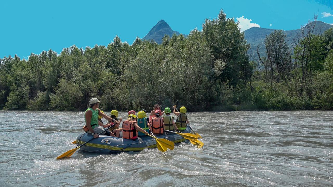 Idee vacanze in famiglia in Val Susa