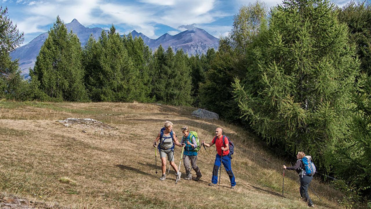 Alpi Cozie Outdoor e 8 itinerari delle Rete Escursionistica Regionale