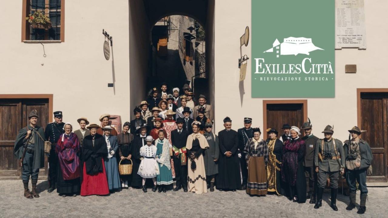 ExillesCittà 15 Settembre 2019