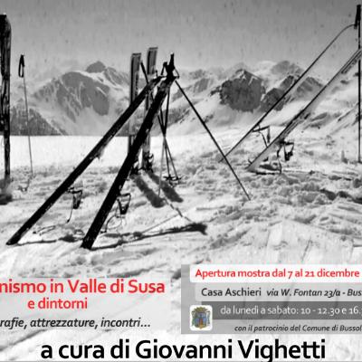 Scialpinismo in Valle di Susa e dintorni| Mostra a Bussoleno dal 7 dicembre