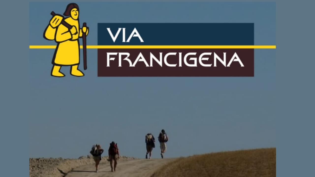 Attraversare la Via Francigena, la mappa tramite app