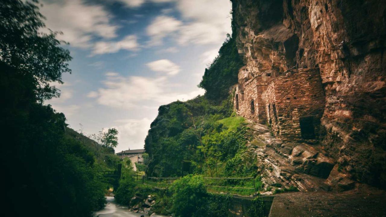 Sicurezza in montagna: riaperta la ferrata dell'Orrido di Chianocco