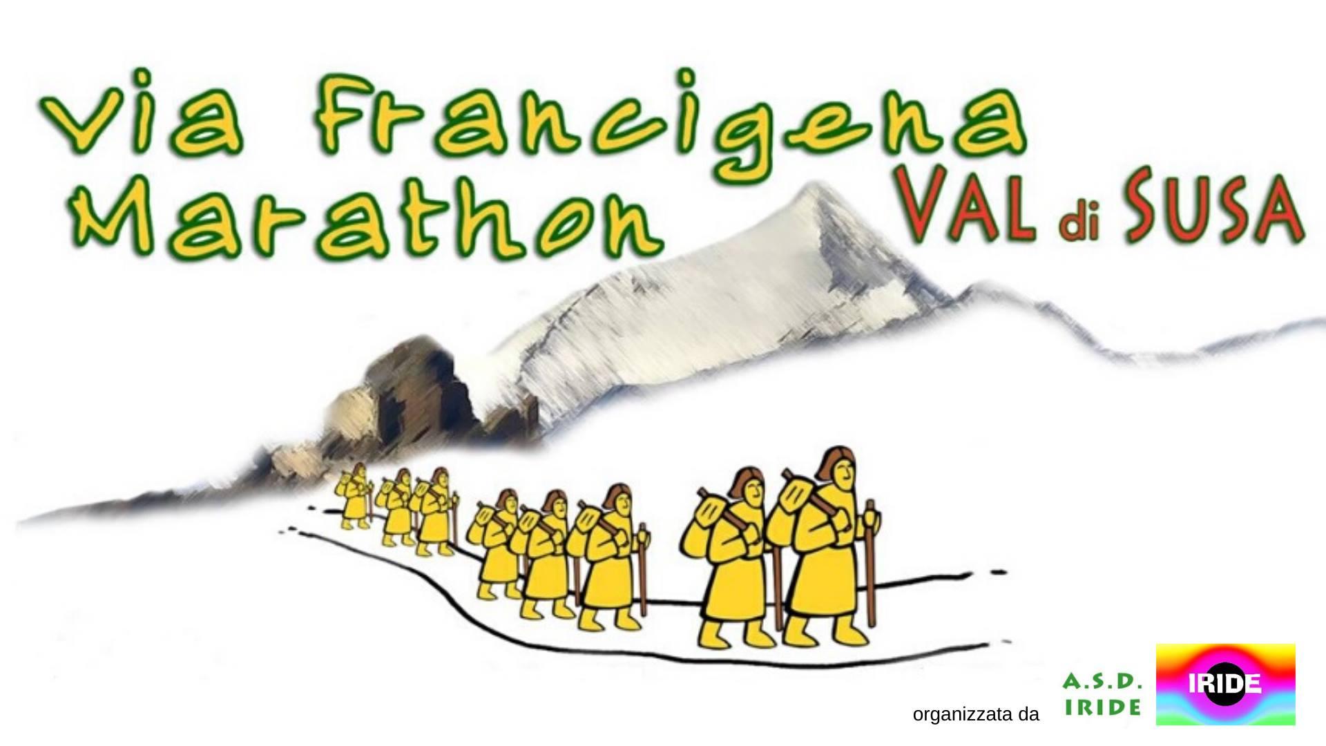 Via francigena marathon val di susa spostata al 20 giugno 2021