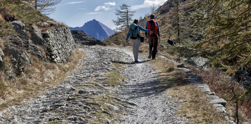 Itinerari e sentieri in Valle di Susa
