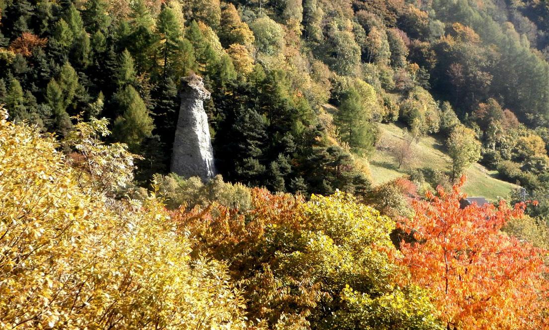 Sentiero del Leccio – Riserva naturale degli Orridi di Chianocco e Foresto