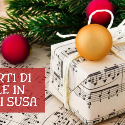 I concerti di Natale in Valle di Susa