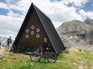 Marta Favro accomagnatore cicloturistico