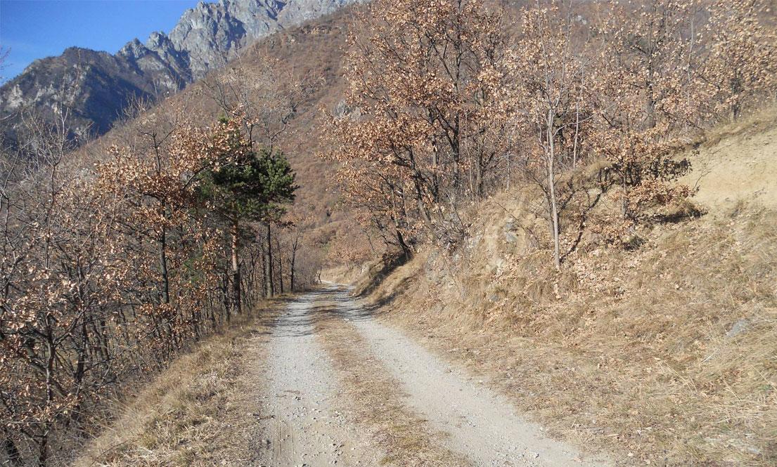 Sentiero degli Orridi del Parco