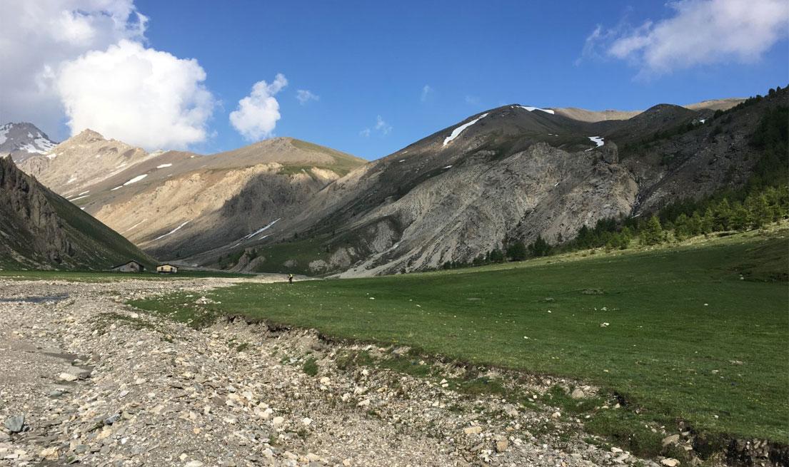 Tour Punta Colomion Passo Mulattiera Col D'Esacle