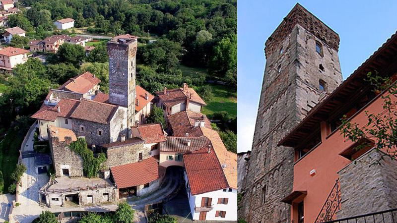Visite al ricetto di San Mauro di Almese - Val Susa Turismo