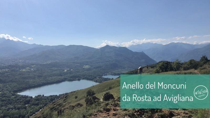 Anello del Moncuni da Rosta ad Avigliana - Val Susa Turismo