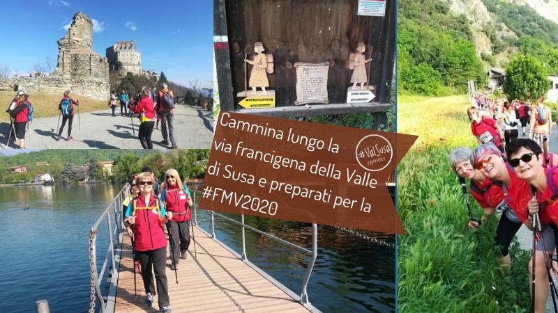 Cammina lungo la via francigena e preparati per la #FMV2021